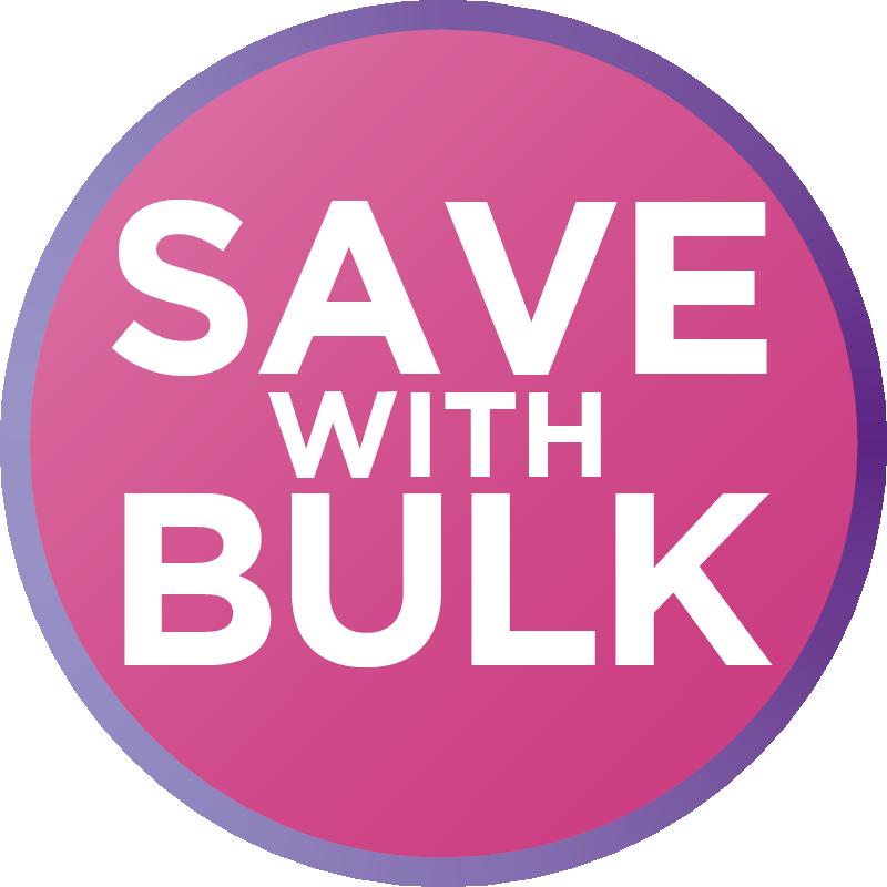 Save with bulk